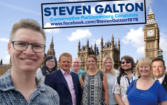 Steven Galton - Conservative Parliamentary Candidate Southampton Test