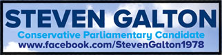 Steven Galton – Southampton Test Conservative Candidate Logo