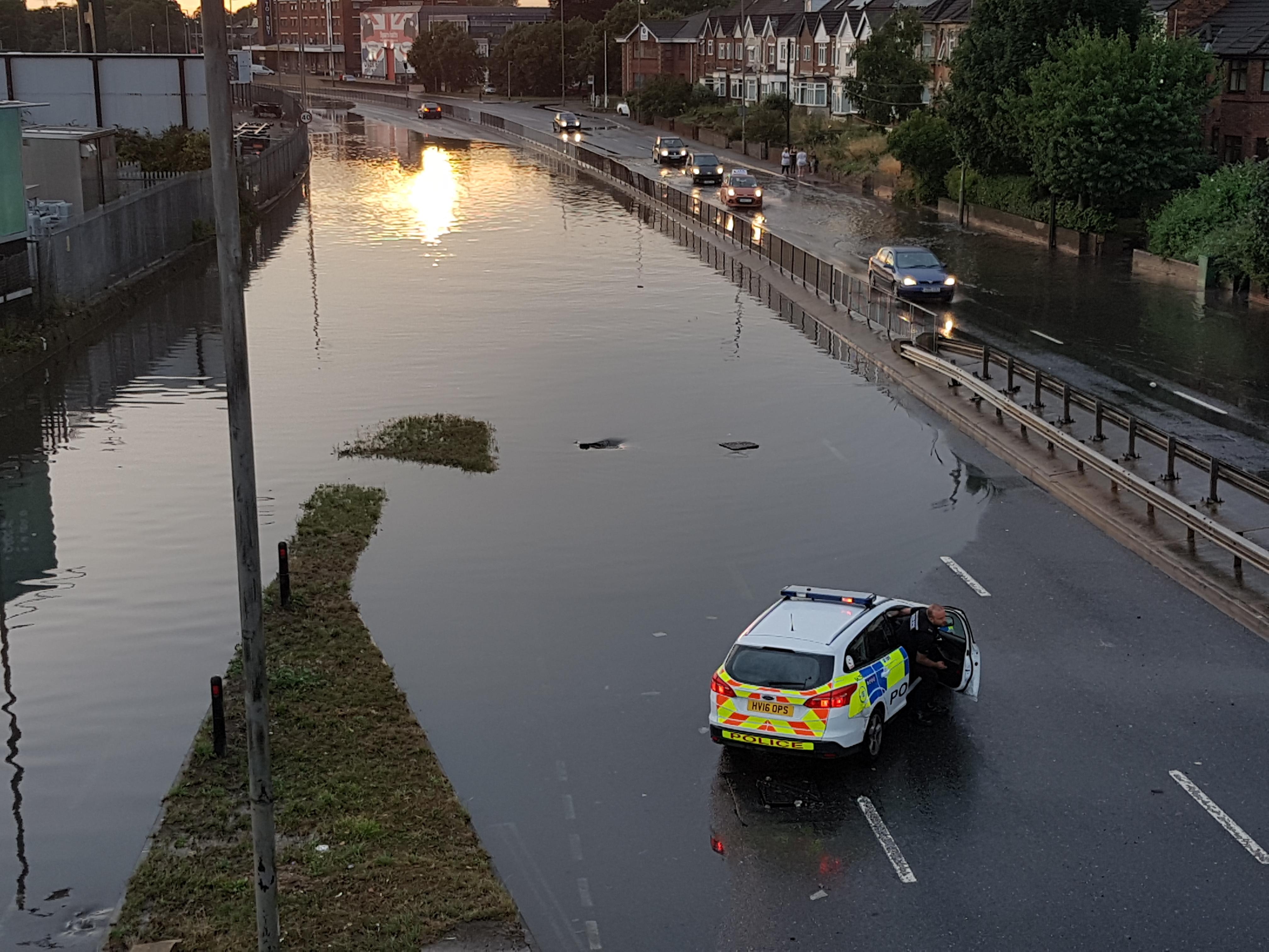 Millbrook Road Flooding