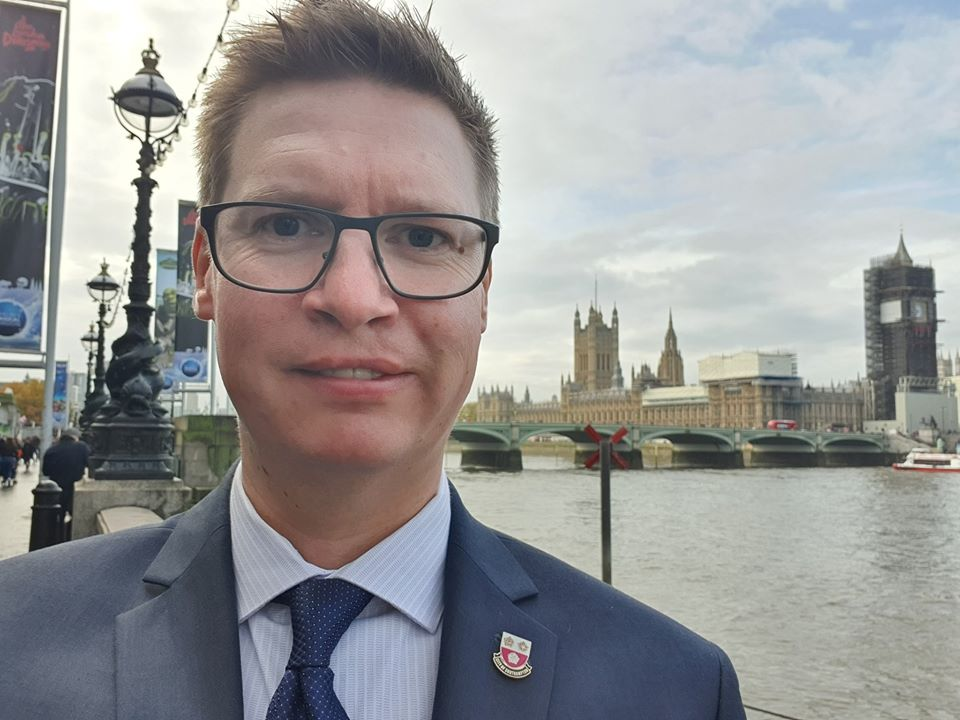 Steven Galton Westminster